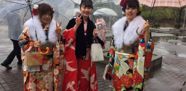 平成29年倉敷市成人式