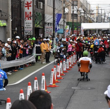 いす1-GP第3回岡山大会 1-3