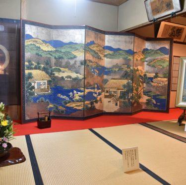 倉敷屏風祭と素隠居 2-3