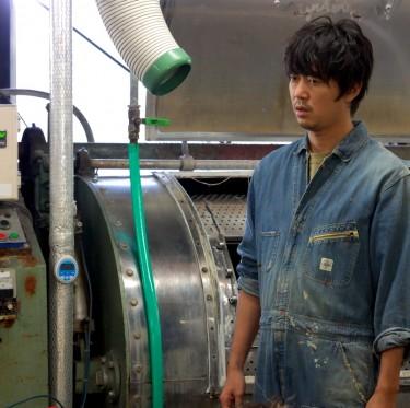 岡山発地域ドラマ「インディゴの恋人」出演者取材会 3-3