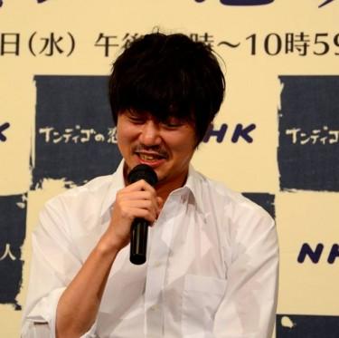 岡山発地域ドラマ「インディゴの恋人」出演者取材会 1-2