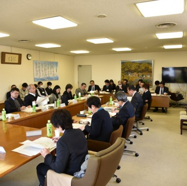 倉敷市歴史文化基本構想等審議会が開催 1-2