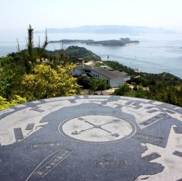 鷲羽山からの景色 1-2