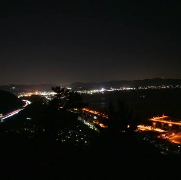 綺麗な夜景はいかが! 瀬戸大橋ライトアップ 1-3