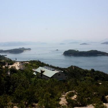 鷲羽山からの景色 2-2