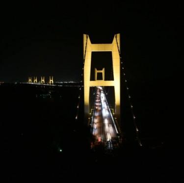 綺麗な夜景はいかが! 瀬戸大橋ライトアップ 2-2