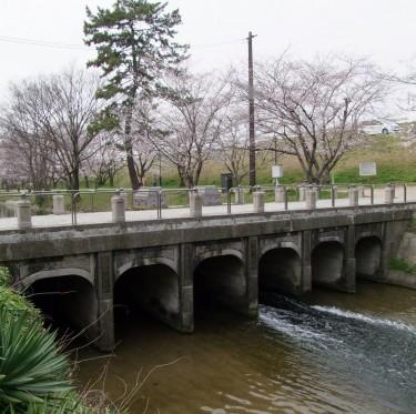 酒津の樋門が国の重要文化財に! 2-2