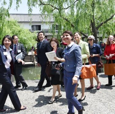G7倉敷教育大臣会合 「倉敷宣言」を採択 2-1