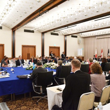 G7倉敷教育大臣会合 「倉敷宣言」を採択 1-3