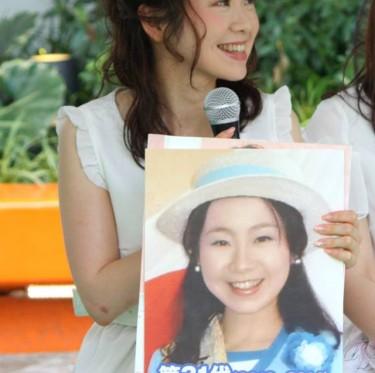 倉敷天領夏祭り 歴代小町トークショー 3-3