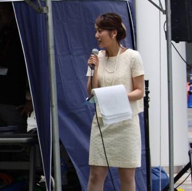 倉敷天領夏祭り 歴代小町トークショー 1-3