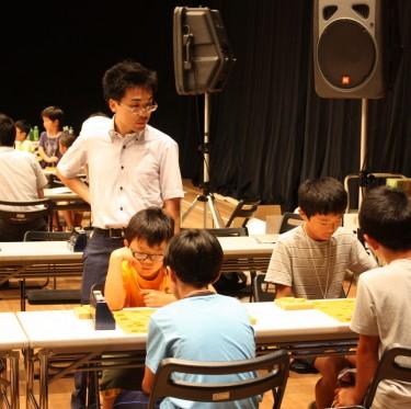 大山名人杯争奪 第15回全国小学生倉敷王将戦 2-4