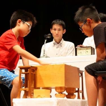 大山名人杯争奪 第15回全国小学生倉敷王将戦 3-4