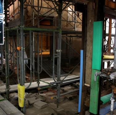 重要文化財 井上家住宅 保存修理工事 現地見学会 参加してきました 2-3