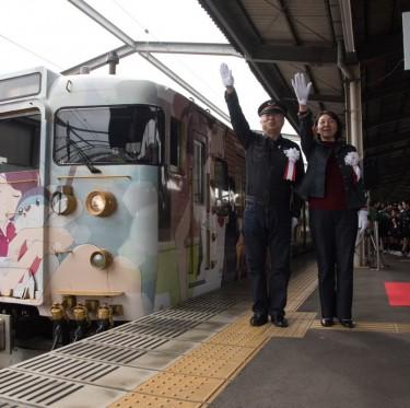 ひるね姫×くらしき キャンペーン開始! 3-2
