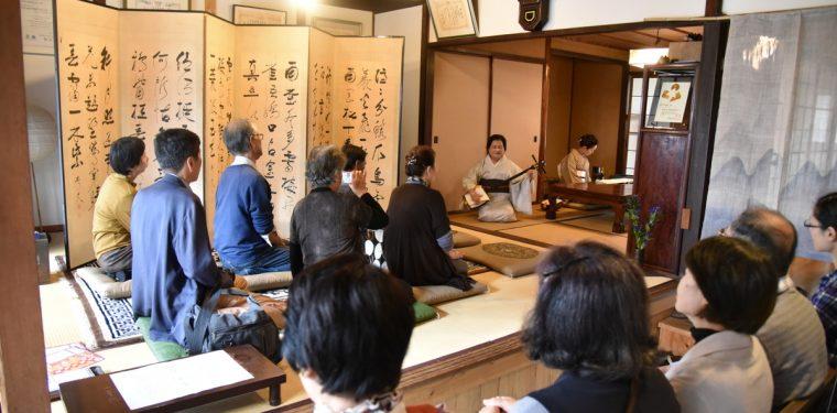 倉敷屏風祭と素隠居 1-1