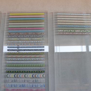 藤の花プロジェクト オリジナルマスキングテープ作り 2-2