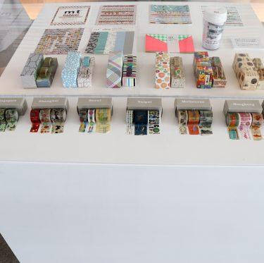 藤の花プロジェクト オリジナルマスキングテープ作り 2-1