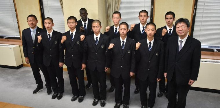 男子第70回全国高等学校駅伝競走大会に倉敷の2校が出場!