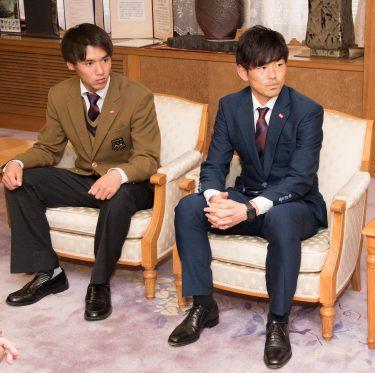 2020ファジアーノ岡山関係者 倉敷市長訪問 1-3